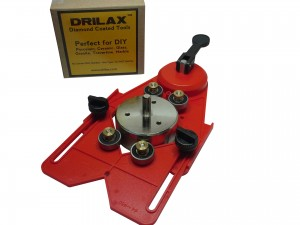 Drilax Drill Guide - Large HoleSaws