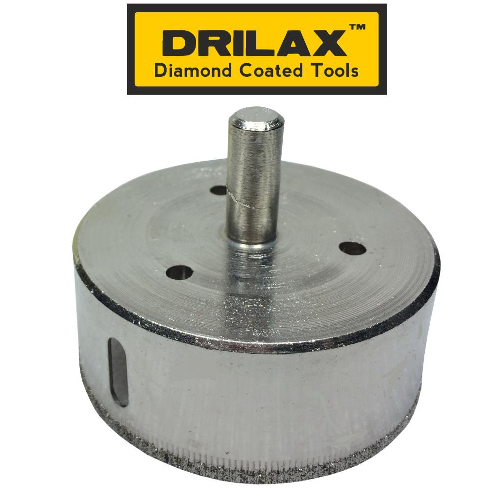 Drilax Diamond Hole Saw 3 inch