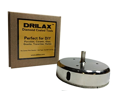 Diamond Hole Saws Inch To Inches Drilax Tools And Accessories - 5 inch tile hole saw