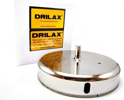 Drilax Diamond Hole Saw Box
