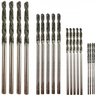Twist Diamond Drill Bit Set